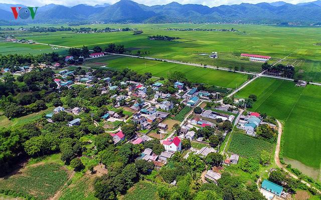 Di tích phân khu Hồng Cúm thuộc phân khu Nam của tập đoàn cứ điểm Điện Biên Phủ.