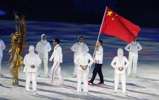 Đoàn thể thao Trung Quốc đứng đầu Asiad với thành tích 132 huy chương vàng, 92 huy chương bạc và 65 huy chương đồng