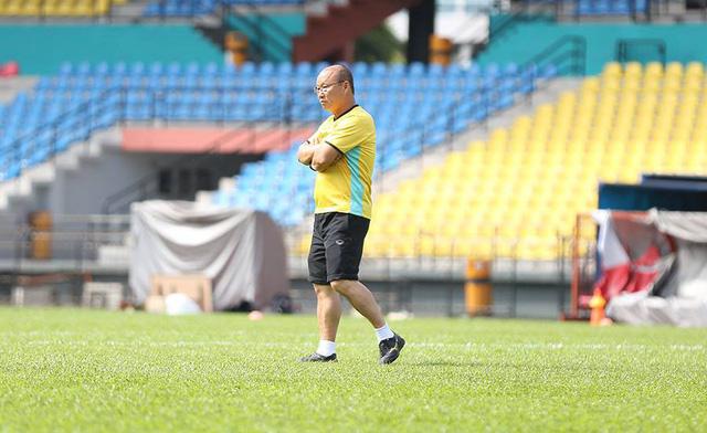 HLV Park Hang Seophải tính đến mục tiêu có điểm sân khách trước khi