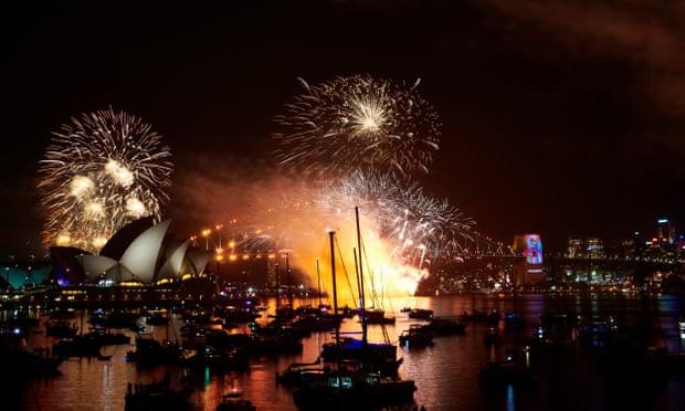 Cầu cảng Sydney và Nhà hát Opera.(Ảnh: Getty)