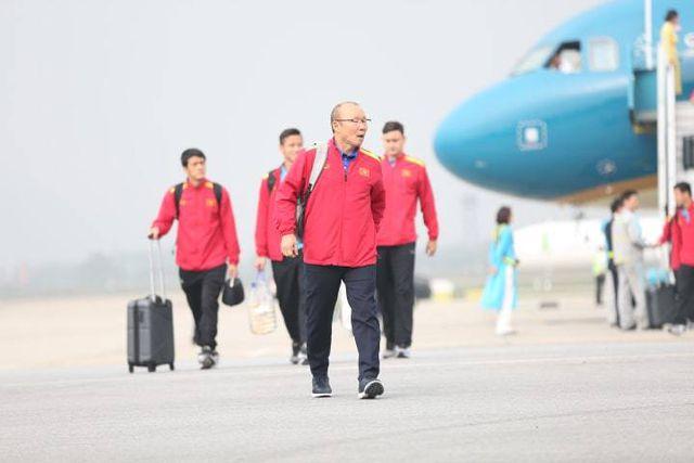 Trở về Vệt Nam, HLV Park Hang Seo sắp xếp thời gian sớm về thăm gia đình