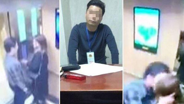 Kẻ cưỡng hôn nữ sinh trong thang máy chỉ bị phạt 200.000 đồng.