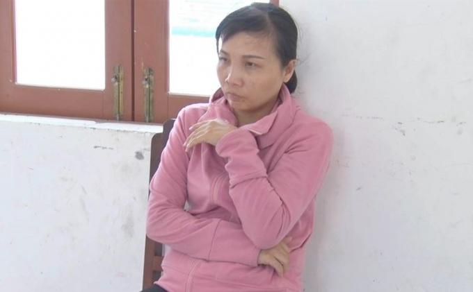 Đối tượng Nguyễn Thị Anh Thư