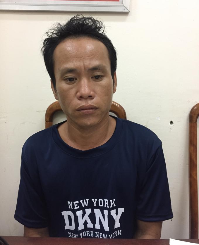 Nguyễn Văn Tài tại Cơ quan điều tra Công an tỉnh Cà Mau