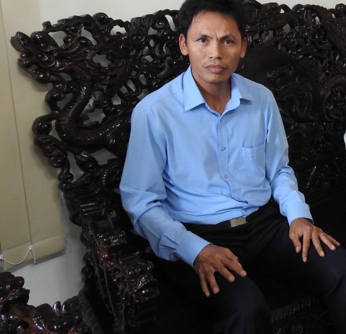 Ông Đoàn Ngọc Sơn – Tổng giám đốc Công ty mía đường 333 nói hệ thống xử lý nước thải cũng đang trong quá trình hoàn thiện.