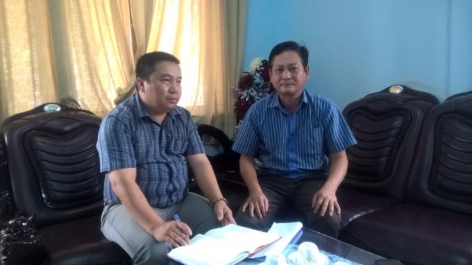 Ông Nguyễn Hoàng Vũ - Phó bí thư, Chủ tịch HĐND huyện Ea Súp thừa nhận có 6 trường hợp bổ nhiệm, luân chuyển sai.