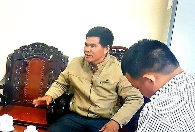 Nguyễn Văn Minh (nguyên Chủ tịch UBND xã Đắk R'tih, huyện Đắk R'lâp).