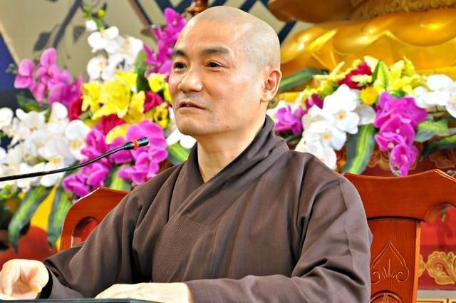 T.T Thích Tiến Đạt, Phó trưởng Ban Pháp chế T.Ư. Giáo hội Phật giáo Việt Nam.