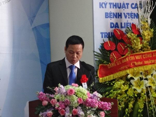 Giám đốc bệnh viên ông Nguyễn Văn Thường cho biết: