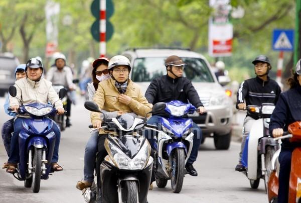 Hà Nội và các tỉnh miền Bắc tiếp tục chịu ảnh hưởng của không khí lạnh. Ảnh: minh họa