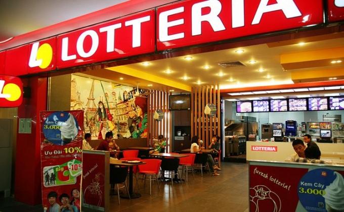 Số tiền mà 3 cửa hàng Lotteria bị xử phạt là 146 triệu đồng (Ảnh minh họa, nguồn internet).