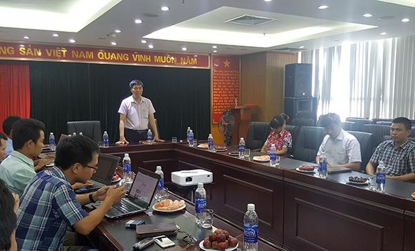 Ông Phạm Lạp - Phó Tổng giám đốc Cty CP Sông Đà 11 chính thức gửi lời cám ơn tới 2 người dân tố cáo.