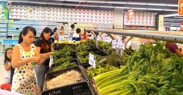 Nhiều cửa hàng thực phẩm sạch mọc lên như nấm. Ảnh: minh họa