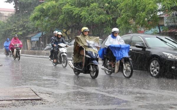 Hà Nội và các tỉnh Bắc Bộ chấm dứt nắng nóng vào ngày mai. Ảnh minh họa.