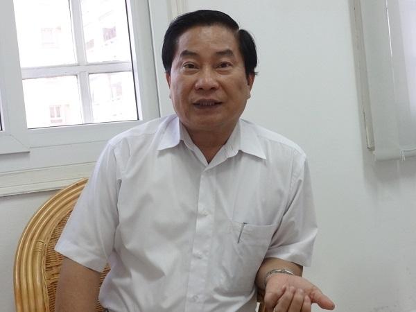 Bác sĩ Nguyễn Trọng An, PGĐ Trung tâm nghiên cứu và đào tạo phát triển cộng đồng.