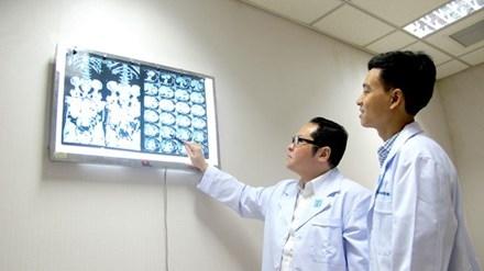 Ung thư thận có thể được phát hiện sớm bằng việc khám sức khỏe định kỳ. Ảnh: Nam Phương
