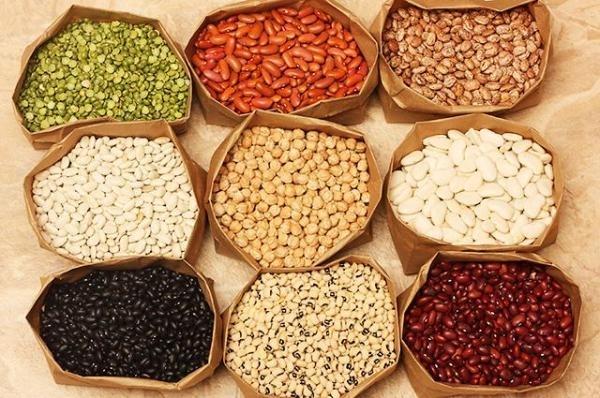 Giá trị dinh dưỡng của các hạt họ đầu đầy đủ và cân đối hơn thịt bò. Ảnh: minh họa