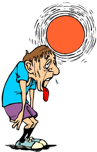 Say nắng thường làhiện tượng do nhiệt độ và tia cực tím (tia tử ngoại) của mặt trời gây ra. Ảnh: minh họa/ Nguồn: Dân Trí