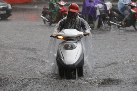 Bắc Bộ tiếp tục có mưa giông. Ảnh: minh họa/Nguồn: Như Ý