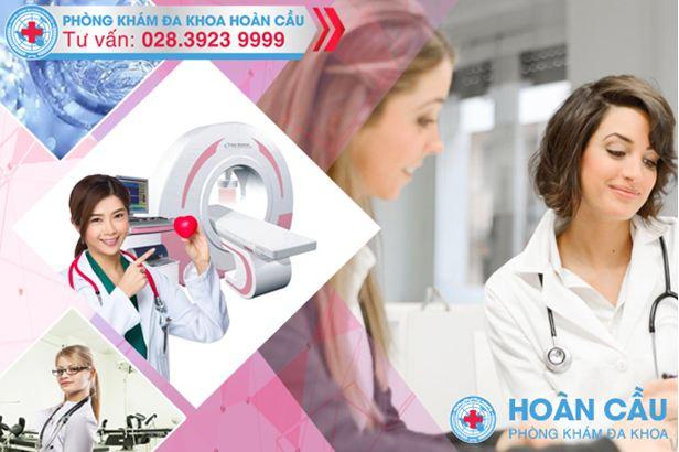 Top phòng khám, bệnh viện phụ khoa uy tín nhất tại TP HCM