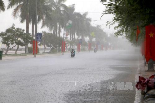 Do ảnh hưởng của dải hội tụ nhiệt đới kết hợp gió Đông phát triển gây mưa lớn diện rộng trên cả nước. Ảnh: minh họa/Nguồn: Ngọc Nga