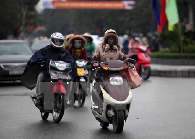 Từ ngày 16/10 không khí lạnh ảnh hưởng tới Hà Nội, trời trở lạnh nhiệt độ thấp nhất 19 độ. Ảnh: minh họa/Nguồn: TTXVN