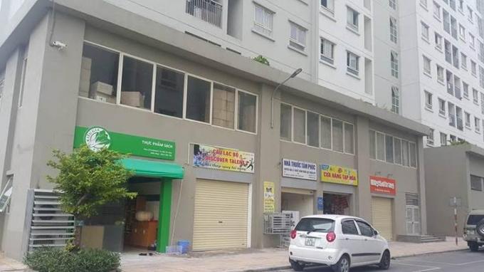 Kios thương mại EcoHome cho thuê đến 50 năm thu hút nhiều người kinh doanh.