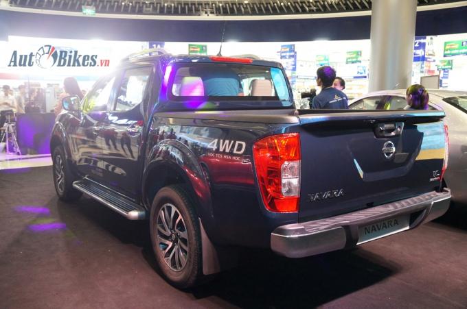 Nissan Navara Premium R.