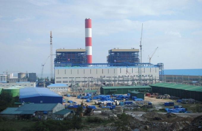 Công ty One Energy (HongKong) được đề xuất trở thành nhà đầu tư duy nhất tại nhiệt điện Vũng Áng 2