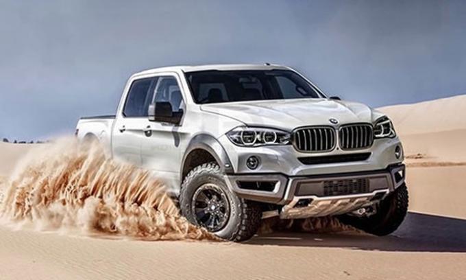BMW một lần nữa khẳng định sẽ không tham gia phân khúc này.