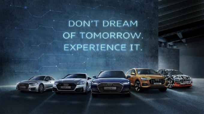 Audi Brand Experience Singapore 2018 lần đầu tiên được tổ chức tại Đông Nam Á