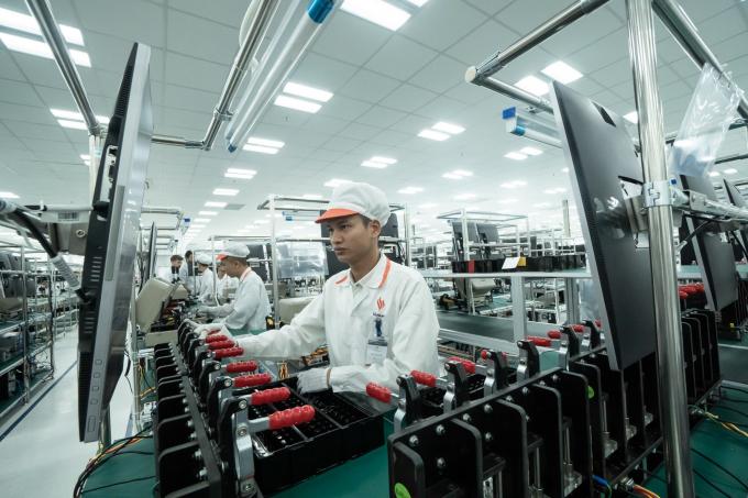 Các phần mềm kiểm tra tự động được cung cấp bởi đối tác Qualcomm - hãng sản xuất vi xử lý điện thoại số 1 thế giới