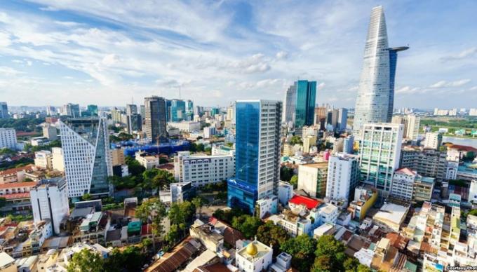 Cùng với Hà Nội và Đà Nẵng, Tp.HCM tiếp tục được nhìn nhận là tâm điểm của thị trường bất động sản trong 2019.