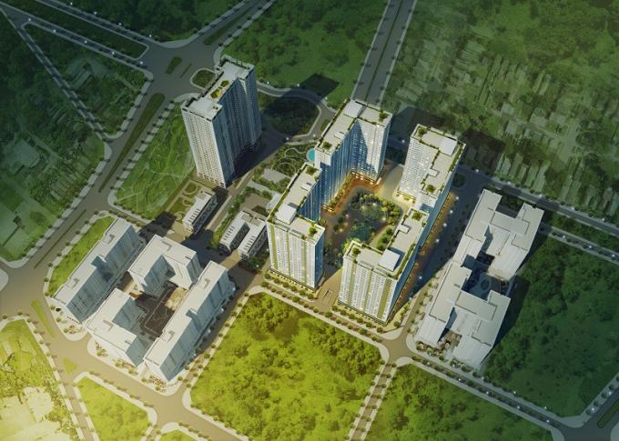Công ty CP Đầu tư và TM Thủ Đô là chủ đầu tư dự án EcoHome 3-Tòa NO2, NO3, là dự án đầu tiên đạt chứng chỉ xanh quốc tế EDGE (IFC)