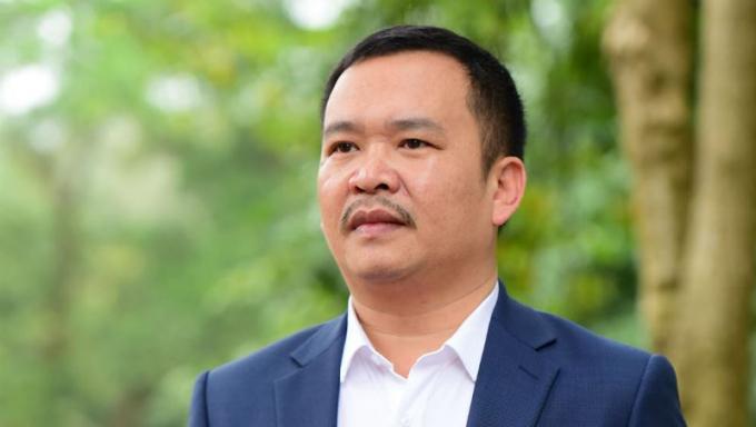 Tổng Giám đốc Nguyễn Tiến Sơn.