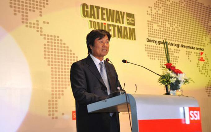 Ông Phạm Viết Muôn nguyên Phó Chủ nhiệm Văn phòng Chính phủ