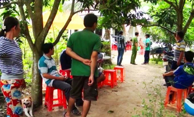 Gia đình tổ chức lo hậu sự cho 2 cháu bé bị đuối nước thương tâm