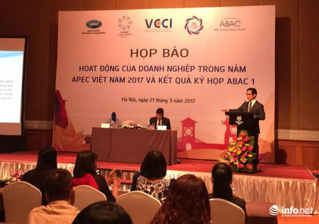 Năm 2017 là năm thứ hai Việt Nam đăng cai Diễn đàn Hợp tác kinh tế Châu Á Thái Bình Dương (APEC) sau lần đầu vào năm 2006. (Ảnh: info.net)
