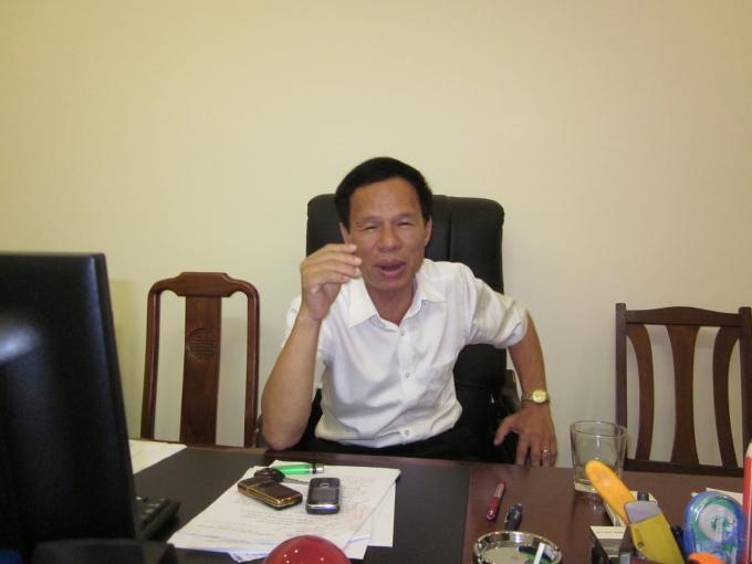 Ông Đào Vĩnh Tường trải lòng về nghề mà ông gọi là ngồi