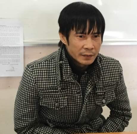 Tài xế Nguyễn Quang Vinh.
