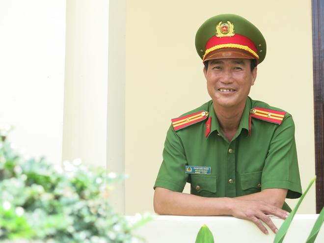 Thiếu tá Phạm Minh Thiện