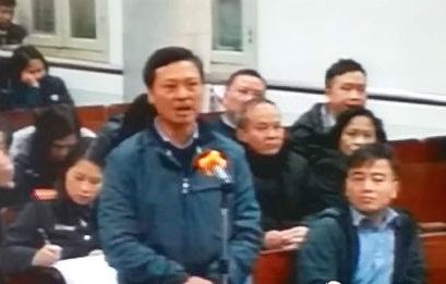 Ông Vũ Huy Quang, nguyên Tổng Giám đốc CTCP Điện lực Dầu khí (PV Power).