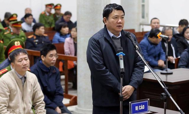 Ông Đinh La Thăng bị tuyên 13 năm tù. (Ảnh: báo TTXVN).