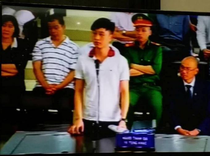 Anh Trịnh Hùng Cường (con trai bị cáo Trịnh Xuân Thanh) rút kháng cáo.