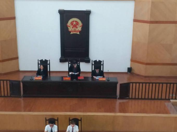 Ngày 8/6, TAND Cấp cao tại Hà Nội đã ra tuyên án vụ Tham ô tài sản xảy ra tại Công ty CP Bất động sản Điện lực Dầu khí Việt Nam.
