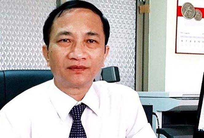 TS Hoàng Ngọc Vinh.