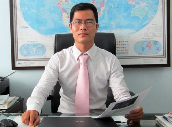Luật sư Đăng Xuân Cường.