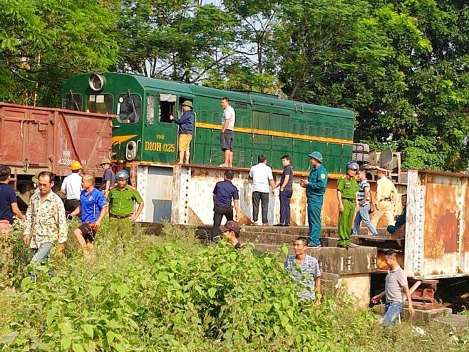 Vụ tai nạn khiến 5 người bị thương.