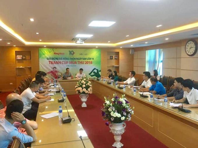 Đội bóng báo Pháp luật Việt Nam hứa hẹn sẽ là nhân tố đặc biệt trong giải đấu này.