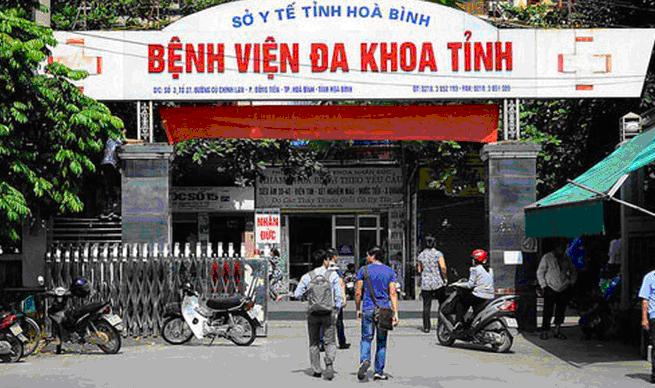 9 người chạy thận tử vong xảy ra ngày 29/5/2017, tại Bệnh viện Đa khoa (BVĐK) tỉnh Hòa Bình.